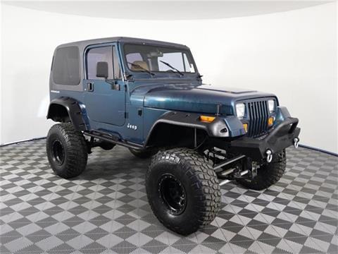 1995 Jeep Wrangler for sale in Gladstone, OR