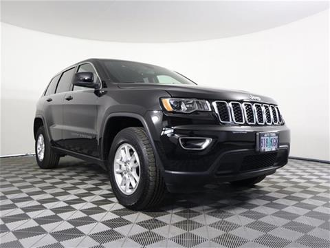 2018 Jeep Grand Cherokee for sale in Gladstone, OR