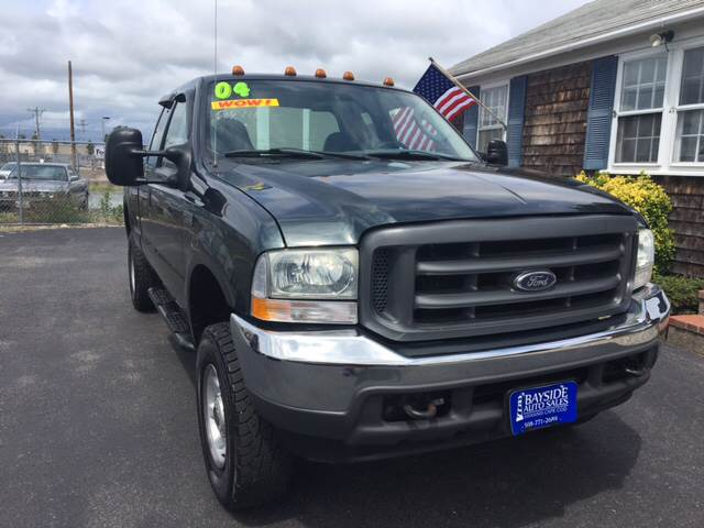 2004 Ford F-250 Super Duty for sale at Bayside Auto Sales Inc. in Hyannis MA