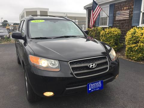 2007 Hyundai Santa Fe for sale at Bayside Auto Sales Inc. in Hyannis MA