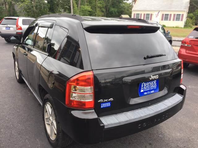2007 Jeep Compass for sale at Bayside Auto Sales Inc. in Hyannis MA
