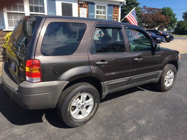 2006 Ford Escape for sale at Bayside Auto Sales Inc. in Hyannis MA
