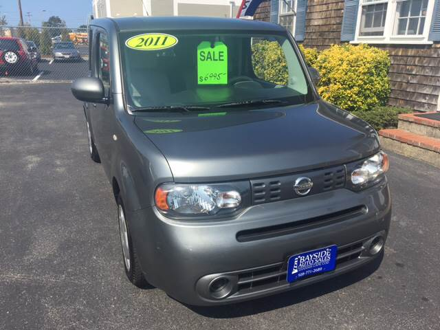 2011 Nissan cube for sale at Bayside Auto Sales Inc. in Hyannis MA