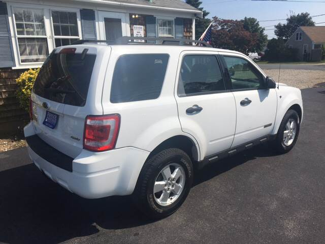 2008 Ford Escape for sale at Bayside Auto Sales Inc. in Hyannis MA