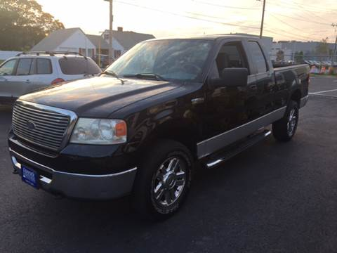 2008 Ford F-150 for sale at Bayside Auto Sales Inc. in Hyannis MA