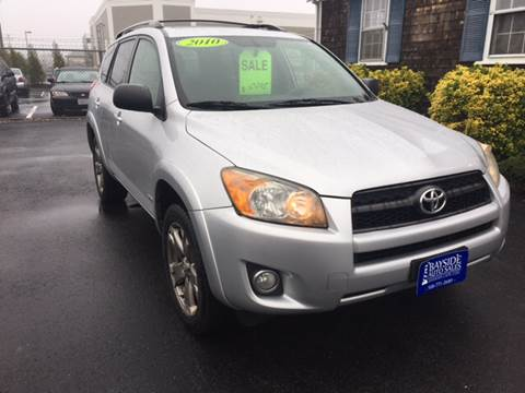 2010 Toyota RAV4 for sale at Bayside Auto Sales Inc. in Hyannis MA