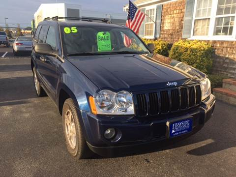 2005 Jeep Grand Cherokee for sale at Bayside Auto Sales Inc. in Hyannis MA
