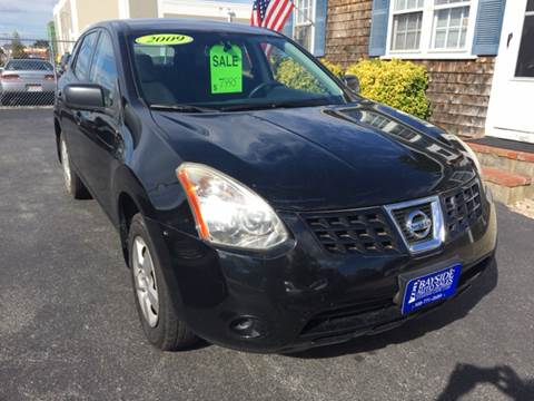 2009 Nissan Rogue for sale at Bayside Auto Sales Inc. in Hyannis MA