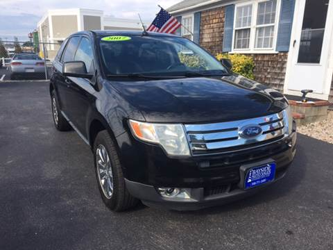 2007 Ford Edge for sale at Bayside Auto Sales Inc. in Hyannis MA