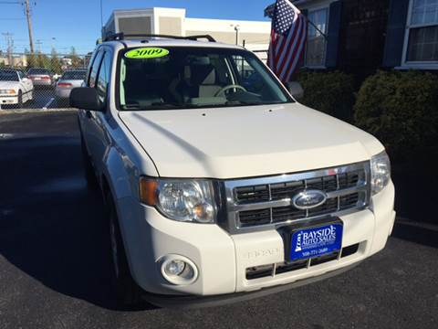 2009 Ford Escape for sale at Bayside Auto Sales Inc. in Hyannis MA