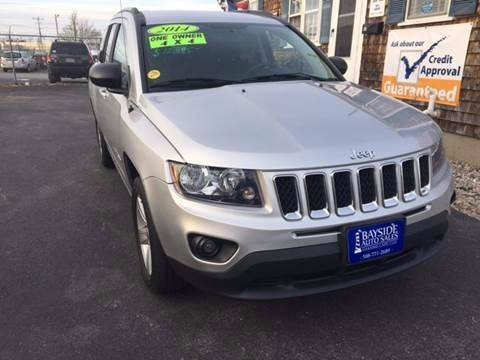 2014 Jeep Compass for sale in Hyannis, MA
