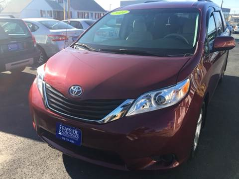 2014 Toyota Sienna for sale in Hyannis, MA
