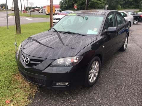 2007 Mazda MAZDA3 for sale in Ridgeway, VA