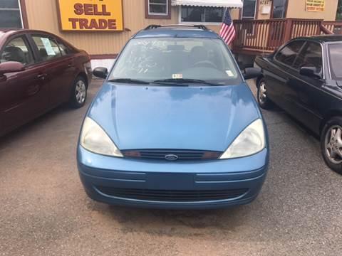 2001 Ford Focus for sale in Ridgeway, VA