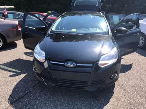 2012 Ford Focus for sale in Ridgeway, VA
