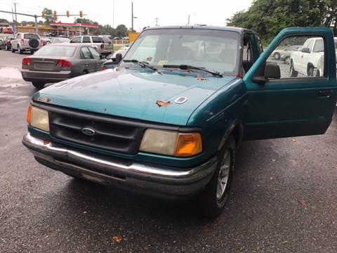 1994 Ford Ranger for sale in Ridgeway, VA