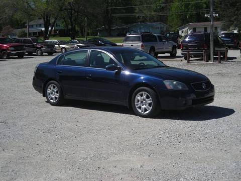 2005 Nissan Altima for sale in Hartsgrove OH