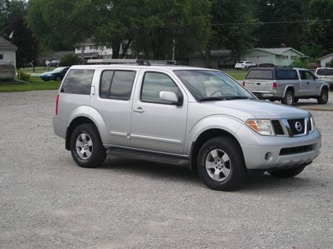 2005 Nissan Pathfinder for sale in Hartsgrove OH