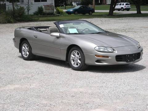 2002 Chevrolet Camaro for sale in Hartsgrove OH