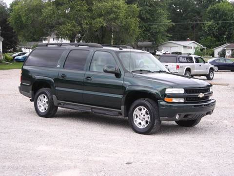 2004 Chevrolet Suburban for sale in Hartsgrove OH