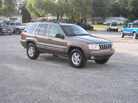2001 Jeep Grand Cherokee for sale in Hartsgrove, OH