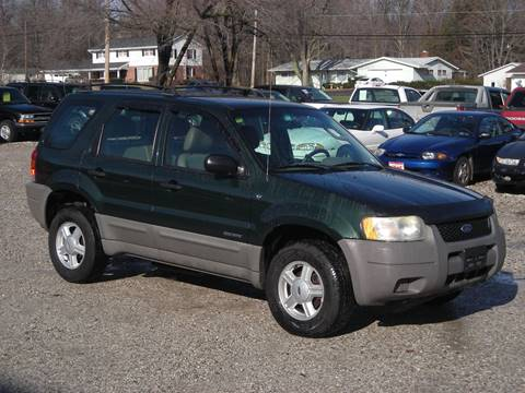 2002 Ford Escape for sale in Hartsgrove, OH