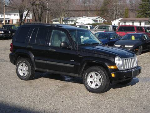 2007 Jeep Liberty for sale in Hartsgrove, OH