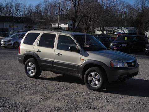 2003 Mazda Tribute for sale in Hartsgrove OH