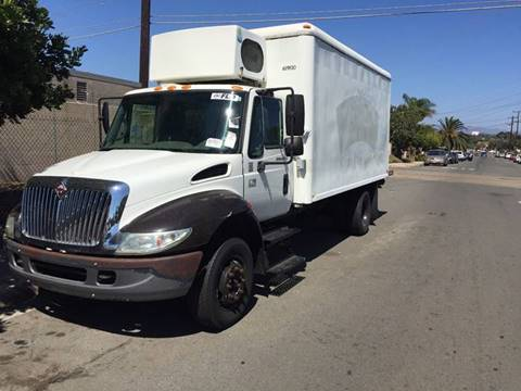 2005 International 4200 for sale in San Diego, CA