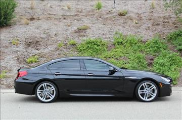 2015 BMW 6 Series for sale in Wildomar, CA