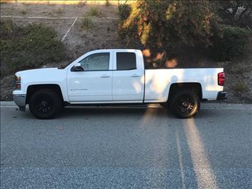 2015 Chevrolet Silverado 1500 for sale in Wildomar, CA