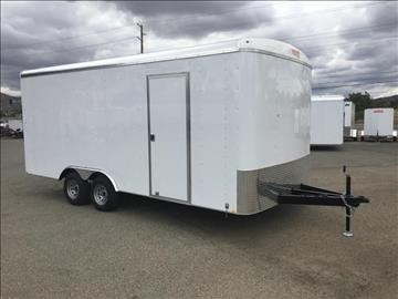 2017 Mirage Trailers 8.5X18 XCEL for sale in Wildomar, CA