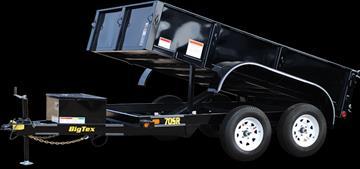 2017 Big Tex Trailers 70SR-10-5W for sale in Wildomar, CA