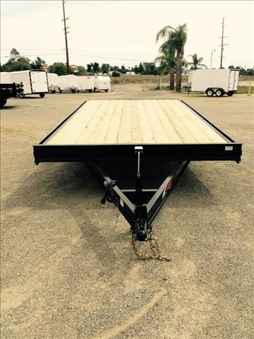 2016 Mirage Trailers 8.5 x 18 DECK OVER for sale in Wildomar, CA