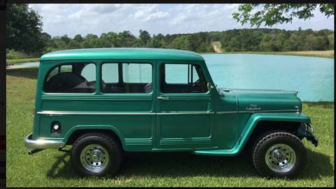 1958 Willys Jeepster