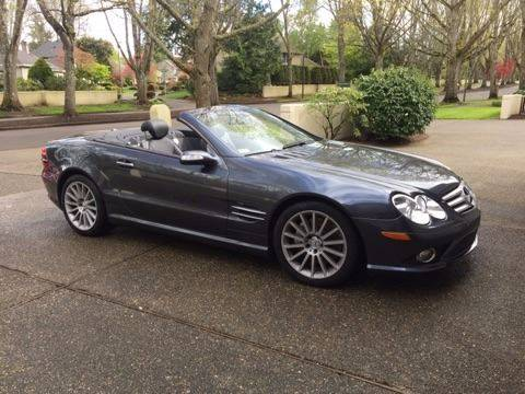 2008 Mercedes-Benz SL-Class for sale in Everett, WA