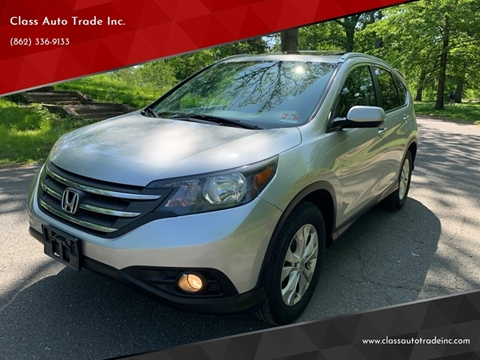 2012 Honda CR-V for sale in Paterson, NJ
