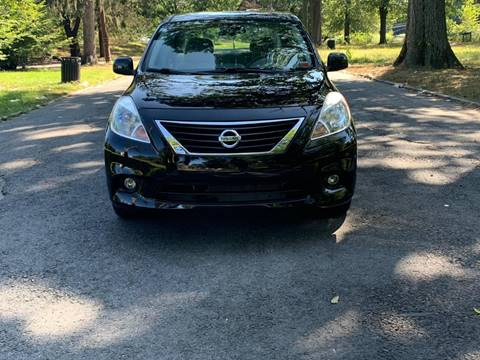 2013 Nissan Versa for sale in Paterson, NJ