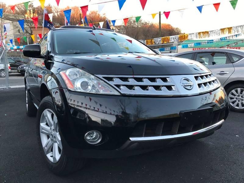 2006 Nissan Murano For Sale At Class Auto Trade Inc In Paterson NJ