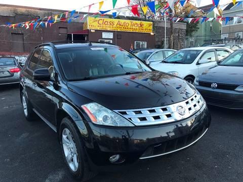 2003 Nissan Murano for sale in Paterson, NJ