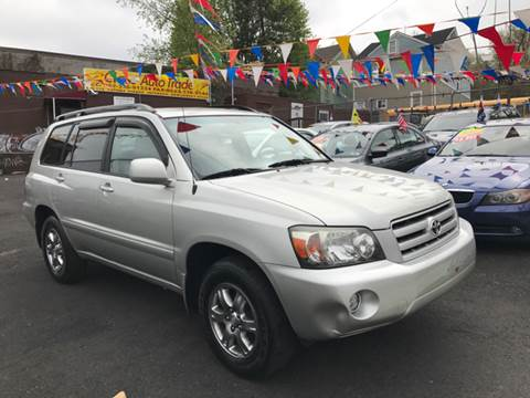 2005 Toyota Highlander for sale in Paterson, NJ