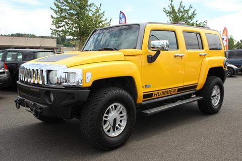 2006 HUMMER H3 for sale in Renton, WA