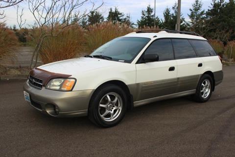 2001 Subaru Outback for sale in Federal Way, WA