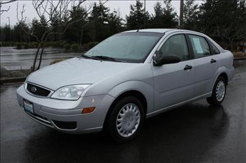 2005 Ford Focus for sale in Federal Way, WA