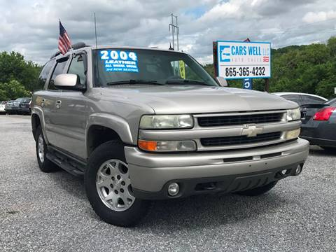 2004 Chevrolet Tahoe for sale in Sevierville, TN