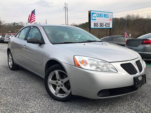 2007 Pontiac G6 for sale in Sevierville, TN