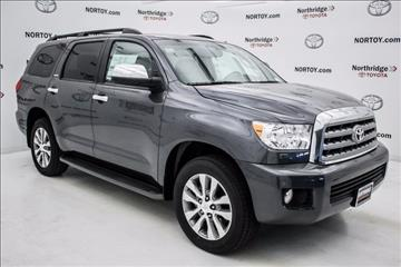 2017 Toyota Sequoia for sale in Northridge, CA