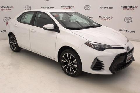 2018 Toyota Corolla for sale in Northridge, CA