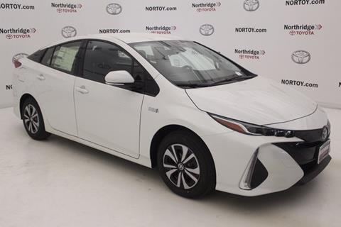 2017 Toyota Prius Prime for sale in Northridge, CA