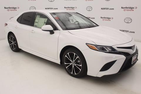 2018 Toyota Camry for sale in Northridge, CA